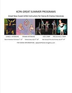 KCPA summer Ad 2015