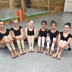 Ballet Camp Intermediate 2016 (2)
