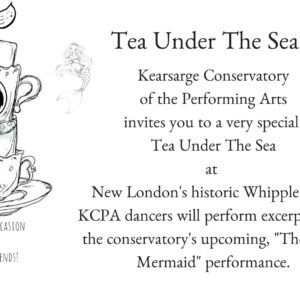 TEA UNDER THE SEA