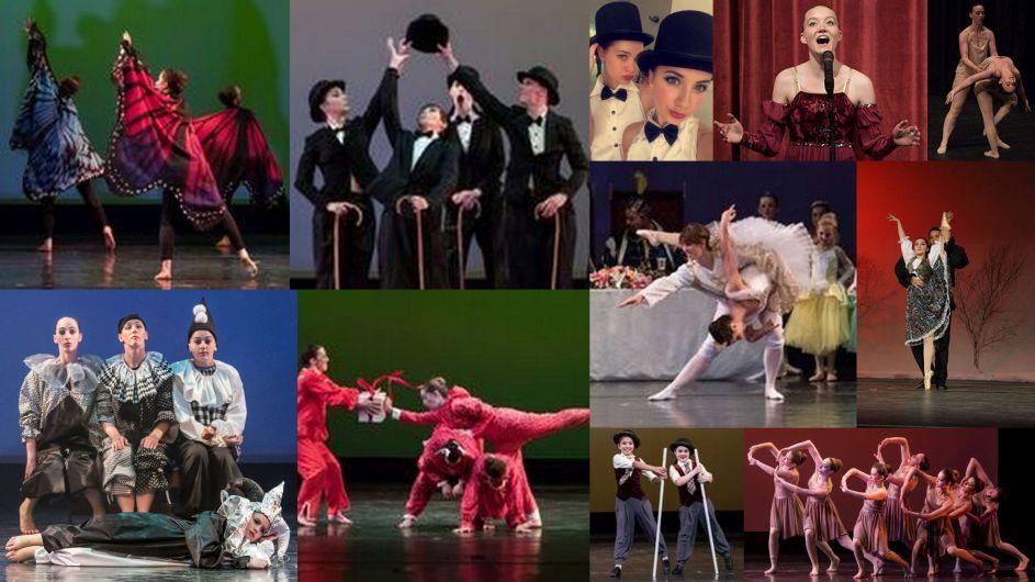 Dance Intensives 2018 July